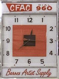 Barnes Clock