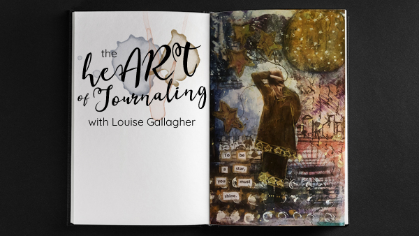 Louise Gallagher-the heART of Journaling